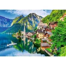 Пазл Trefl, 1000 элементов - Гальштат, Австрия