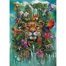 Пазл Schmidt, 1000 элементов - Король джунглей