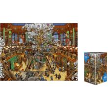 Пазл Heye, 1500 элементов - Библиотека