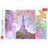Пазл Trefl, 1000 элементов - Весна в Париже. Романтика