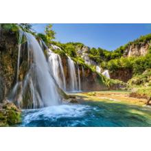 Пазл Castorland 1000 элементов - Водопад.Хорватия
