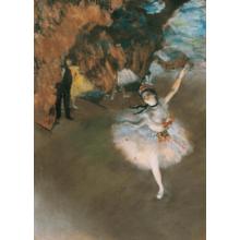 Пазл Clementoni, 1000 элементов - Дега: Балерина