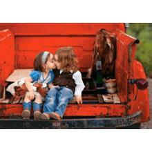 Пазл Castorland, 500 элементов - Первый поцелуй