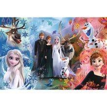 Пазл Trefl, 160 элементов - Верить в мечту, Frozen 2