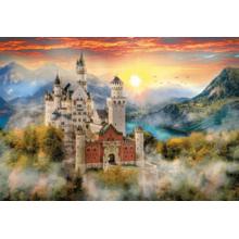 Пазл Clementoni, 2000 элементов - Замок в тумане