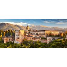 Пазл Castorland, 600 элементов - Вид на Альгамбра