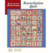 Пазл Pomegranate, 300 элементов - Одеяло Примирения