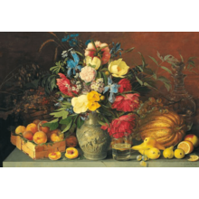 Пазл Stella, 1500 элементов - Хруцкий И.Ф.: Цветы и плоды:
