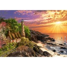 Пазл Castorland, 500 элементов - Дом у побережье