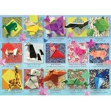 Пазл Cobble Hill, 500 элементов - Cobble Hill Creations: Оригами животные