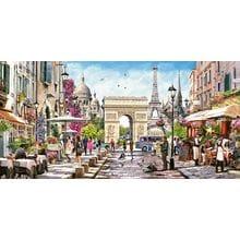 Пазл Castorland, 4000 элементов - Шарм Парижа