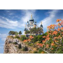 Пазл Castorland, 500 элементов - Храм в Форосе, Крым