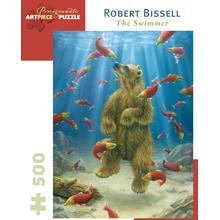 Пазл Pomegranate, 500 элементов - Роберт Бисселл: Пловец