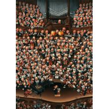Пазл Heye, 2000 элементов - Оркестр, Loup
