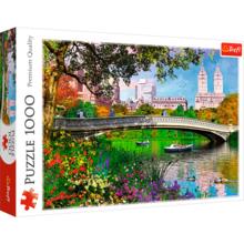 Пазл Trefl, 1000 элементов - Центральный парк, Нью-Йорк
