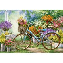 Пазл Castorland, 1000 элементов - Цветочный марш