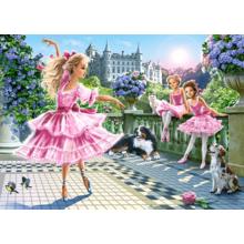 Пазл Castorland, 180 элементов - Балерины