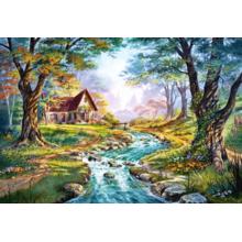Пазл Castorland, 1500 элементов - Цветы осени