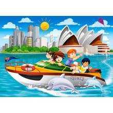 Пазл Castorland, 60 элементов - Сидней