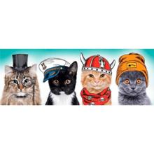 Пазл Trefl, 500 элементов - Только кошки
