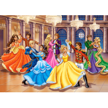 Пазл Castorland, 120 элементов - Принцесса