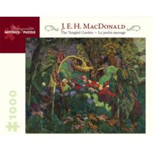 Пазл Pomegranate, 1000 элементов - Дж. Макдональд: Запущенный сад