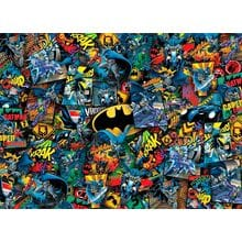 Пазл Clementoni, 1000 элементов - Бэтмэн